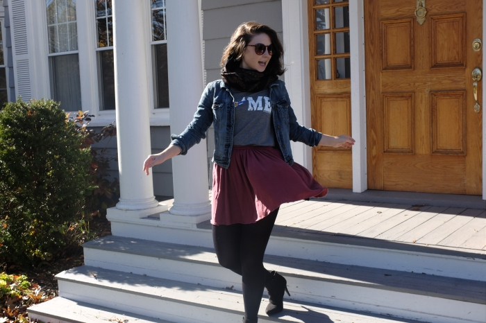 Out and About with My Home Apparel : Get Your Fash'On