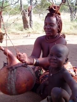Himba Tribes, Namibia 2005